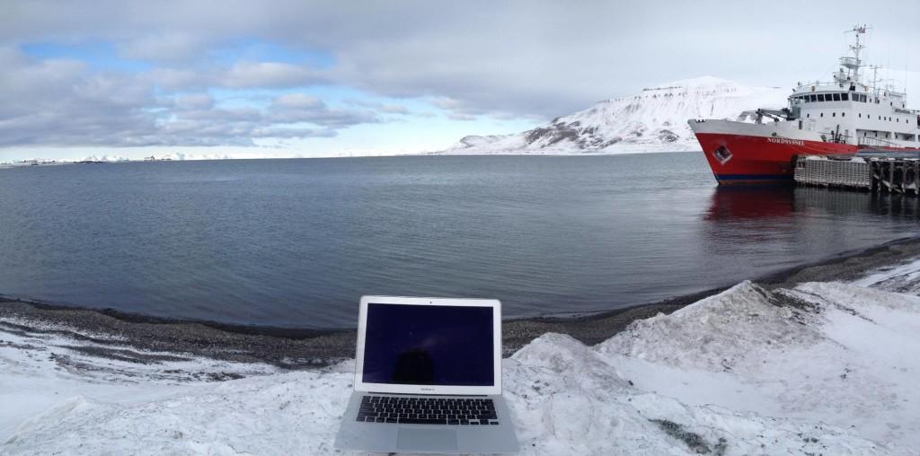 2012年4月 北極ノマド達成