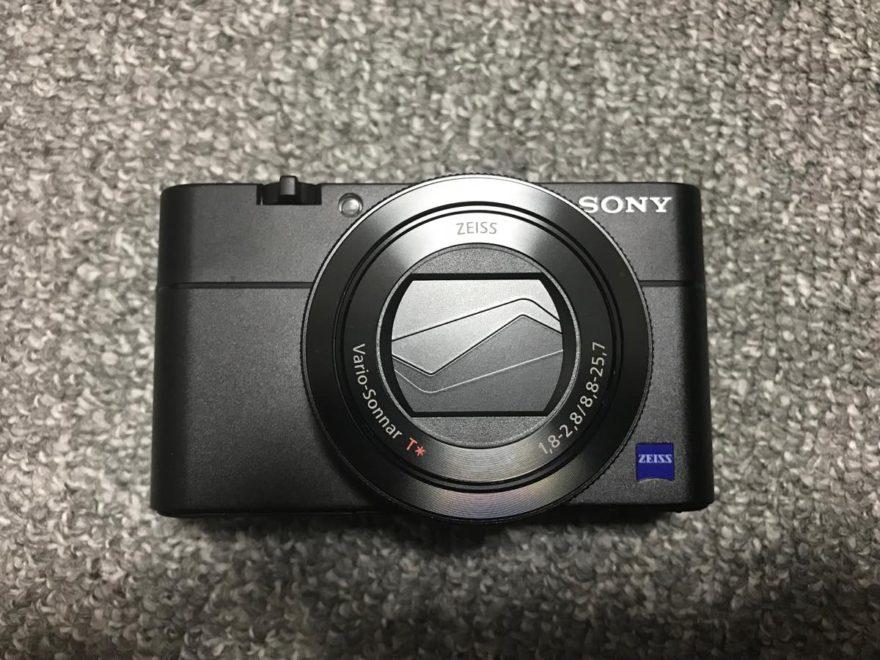 ノマドカメラSONY RX-100M5 中古販売情報