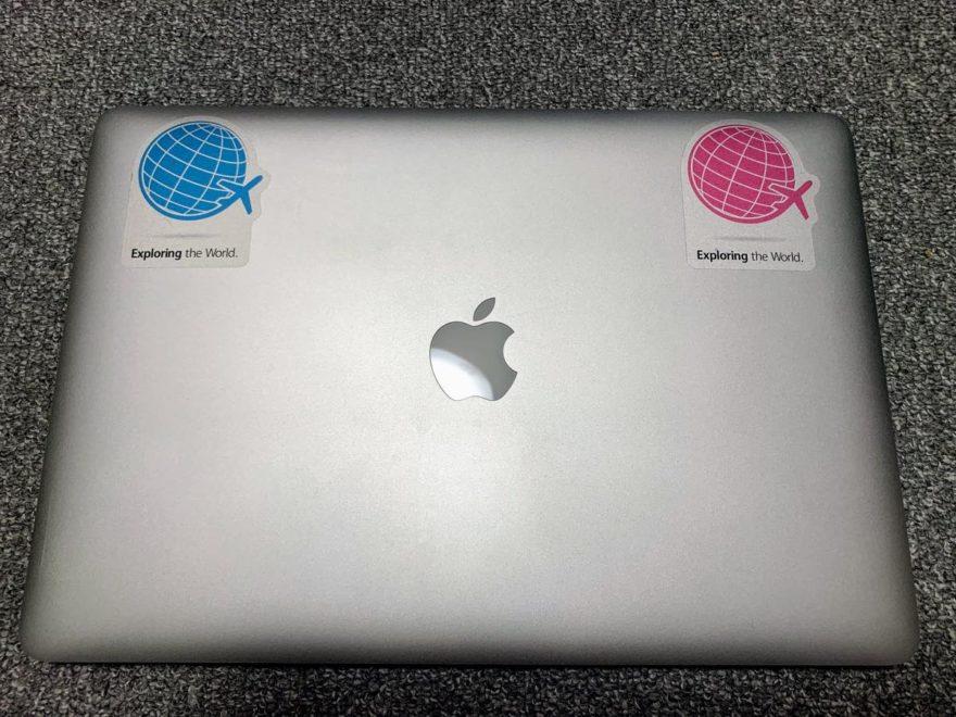MacBookPro15インチ Touch Bar無し最終モデル(シルバー/2015年式)
